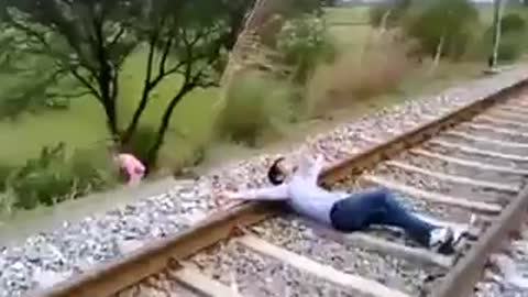 Horrible Train Accident
