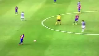 VIDEO: Leo Messi humiliates players like Ronaldinho - Video