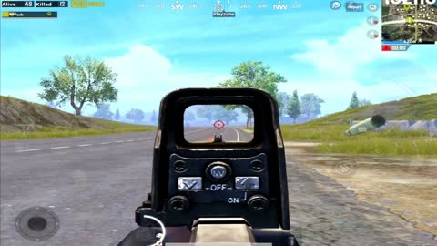 Pubg Mobile : There are no opponents