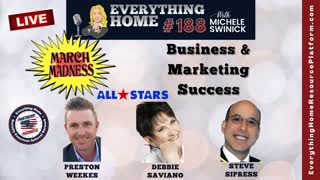 188 LIVE: MARCH MASKLESS MADNESS – Business & Marketing Success - BEST BIZ SHOW **MUST LISTEN TO**