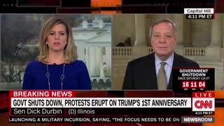 Democrats Spew False Gov't Shutdown Claims on CNN — And Get Brutal Fact Check on Live TV - Video