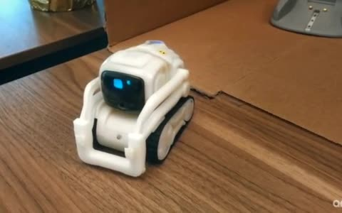 Animation-inspired robot comes to life