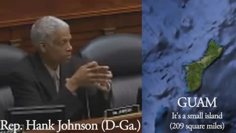 1/2/19 Hank Johnson Calls People Uneducated