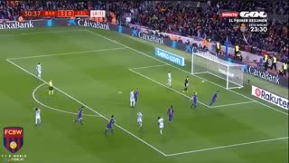Gol de Suarez vs Celta Vigo - Video