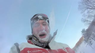 Snowboard Fail - Snowboarder Gets Buried in Snow - Video