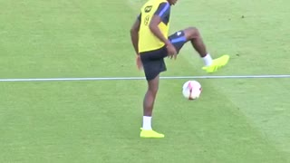 VIDEO: Paul Pogba skills in France training - Video