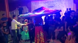 Magic Hodo Dance In Wedding