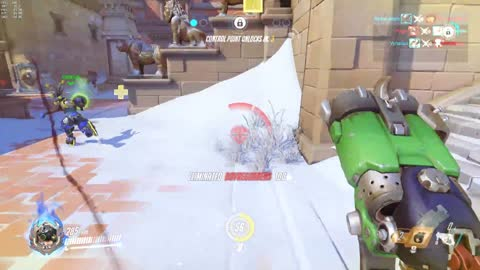 SoupWhen Mercy is real bae