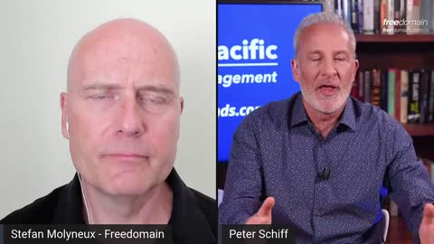 GAMESTOP CRISIS! Peter Schiff and Stefan Molyneux Break it Down