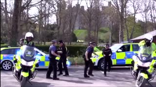 UK Police during Covid - SpunQ