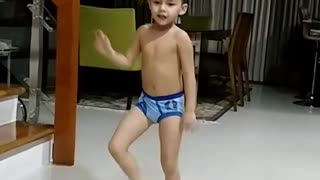 This Boy Dances Billie Jean  - Video