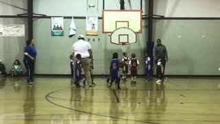 Lil Hoopster Slam Dunk - Video