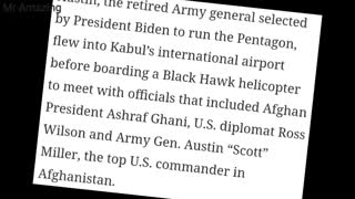 PENTAGON CHIEF WENT TO AFGHANISTAN UNANNOUNCED
