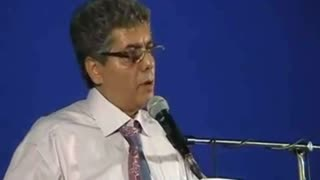 Iranian Popular Poet - Mohammad Reza Ali Payam (Haloo) - 1 - Video