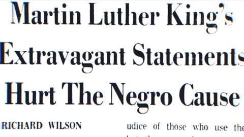 LBJ and Dems Turned On MLK Jr When He Expressed Vietnam Opinion