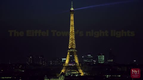 Here's Why You May Not Want to Take a Photo of the Eiffel Tower at Night