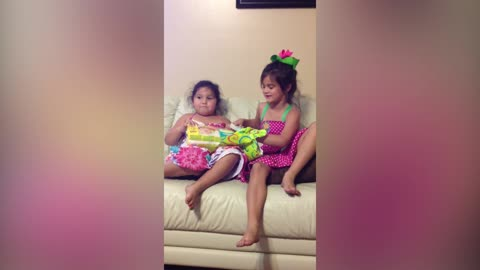 Brutally Honest Kid Has Hilarious Reaction To Baby Announcement