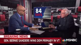 Bernie Sanders talk Trump supporters and why he won election - Video