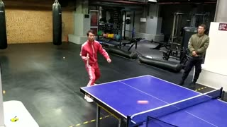 Nunchuk Master Sets New Guinness Record With Ping Pong