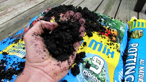 Understanding Bagged Soil Products for Use in Your Vegetable Garden: What Are They!
