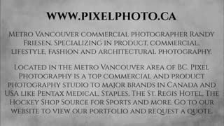 vancouver photographer - Video