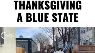 Guide to celebrating Thanksgiving in a blue state
