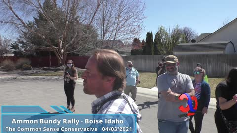 Police Get A Verbal Lashing For Standing Against Prayer Rally In Boise Idaho