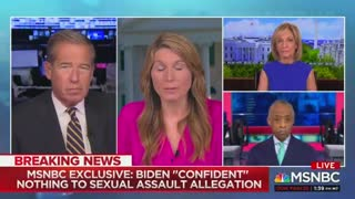 Nicole Wallace dismisses Biden sexual assault claim as right-wing 'smear campaign'