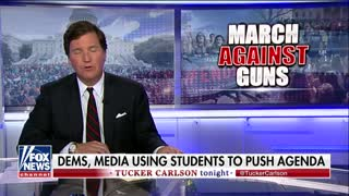 Tucker Carlson: Why I'm picking on David Hogg and other kid activists - Video