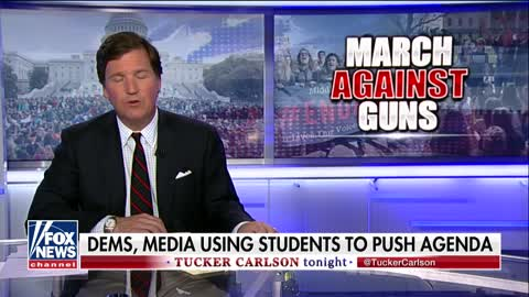 Tucker Carlson: Why I'm picking on David Hogg and other kid activists