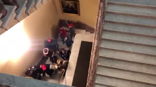 Protesters Are Inside The Capitol Building   The Washington Pundit