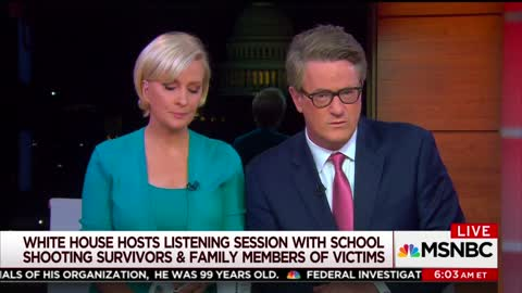 Morning Joe Praises Trump for Listening Session: 'Thank You, Mr. President ... it Was Remarkable'