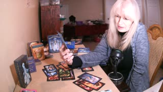 End of December Tarot Reading For Someone