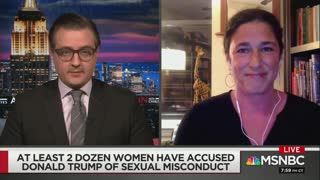Chris Hayes covers Biden allegations