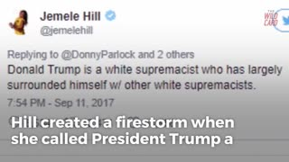 """Jemele Hill Is Leaving """"SportsCenter"""" For More """"Creative Control"""" - Video"""