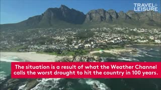 This Tourism Hotspot Could be the World's First City to Run Out of Water - Video