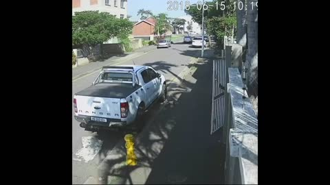 Truck Thieves Caught