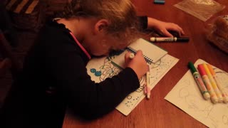 When Coloring On Paper Is Not Enough - Video