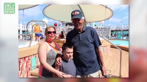 Special Ocean Cruise For Children With Autism