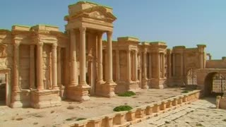 IS beheads Palmyra archaeologist: Syrian official