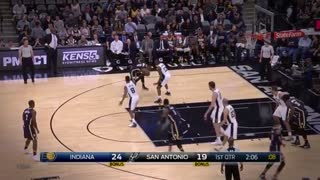 Kawhi Leonard DRAINS Game-Winner Over Paul George, Actually CELEBRATES! (just kidding) - Video