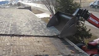 Roof Tear Off - Video