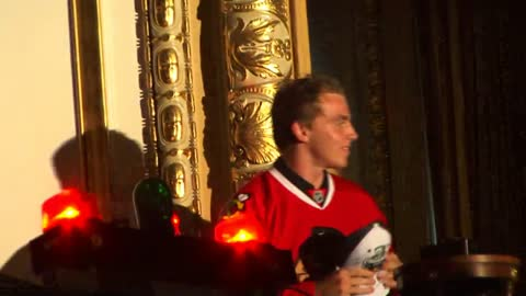 2010 Chicago Blackhawks Convention