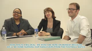 British subtitles at the workplace - Video