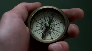 Little Compass For Direct To Directions
