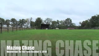 Mazing Chase Fun On The Farm! - Video