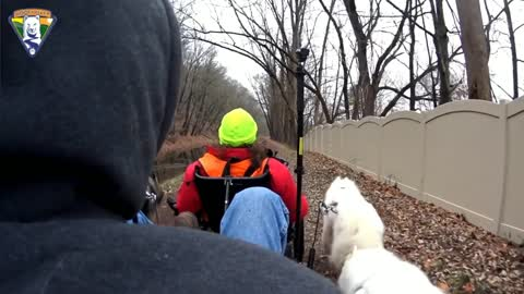 WooFDriving The D&L Trail