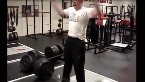 Shocking weight lifting