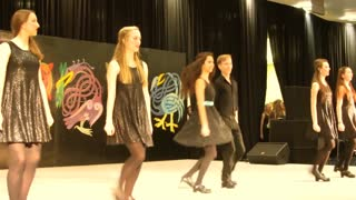 Incredible Riverdance performance - Video