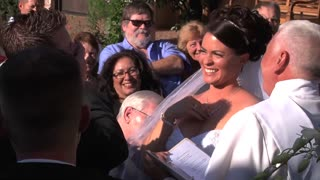 Groom's Vow Blooper - Video